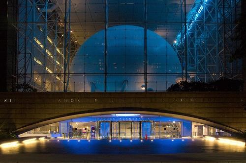 планетарий в Нью-Йорке